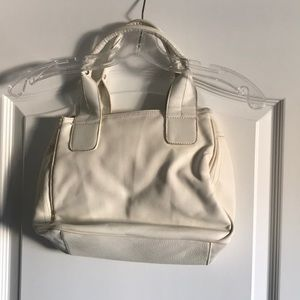 OE Bags - White purse from Mexico